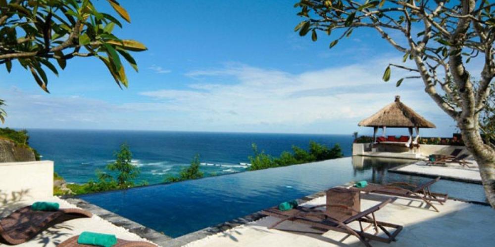Dokonalý bazén, dokonalý výhľad