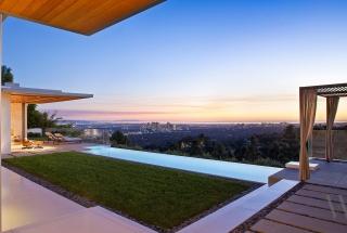 Rezidencia Trousdale v Kalifornii