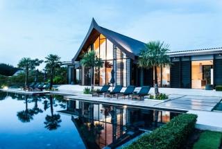 Thajská Vila Sawarin