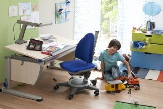 Zdravé a komfortné sedenie pre vaše deti