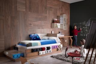 Nábytok pre deti ako z Lega