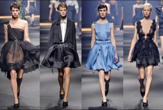 Lanvin šaty