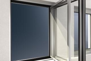 Okná so zabudovaným tienením