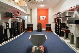 BIS AUDIO rozširuje showroom o nové priestory