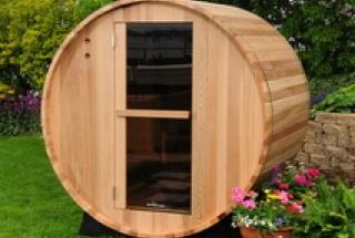Barelová sauna