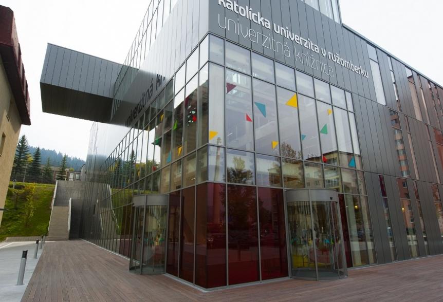 Univerzitná knižnica Katolíckej univerzity v Ružomberku