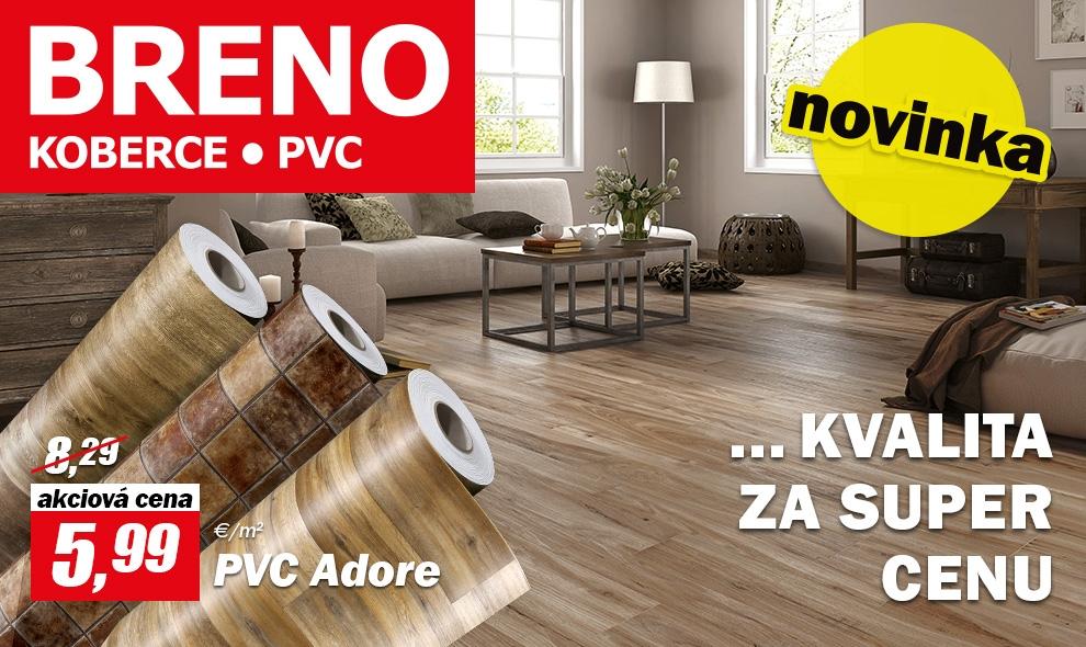 BRENO - predajca podlahových krytín
